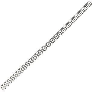 Filtro trampa conector F,  1 canal UHF. Ajustable hasta 15dB. . Banda 470-862Mhz.