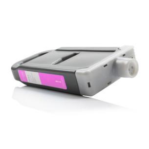 Grapa abierta de 6mm, color blanco. Caja de 100 Unidades