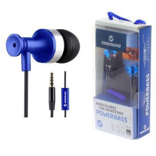 Grupo fónico A/V, B/N, sistema Simplebus, serie POWERCOM.